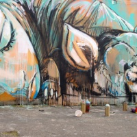 Round Four: Street Art