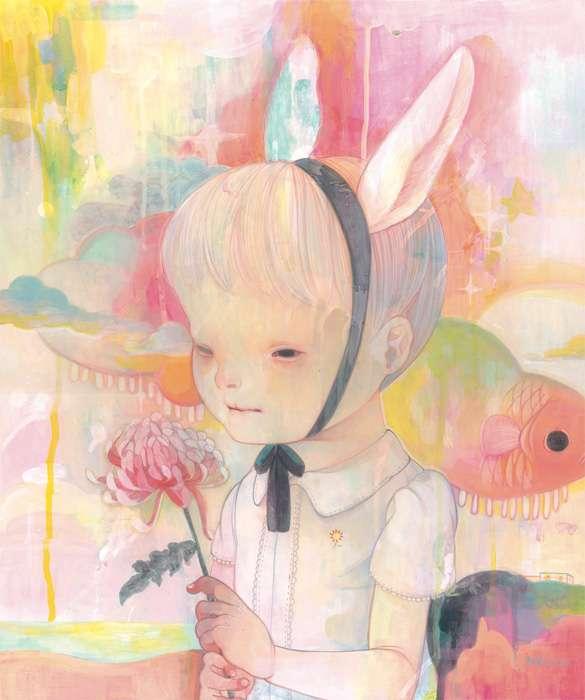 hikari shimoda bunny