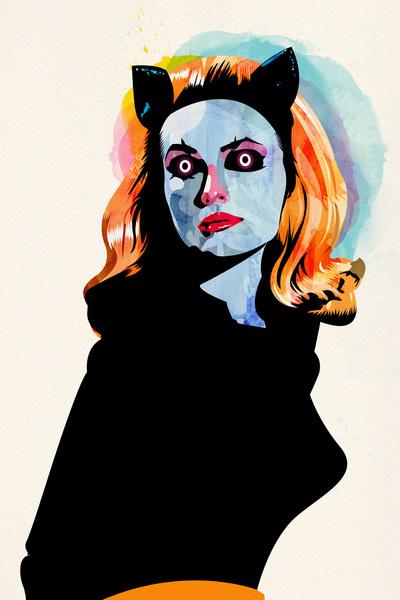 alvaro tapia hidalgo... catwoman
