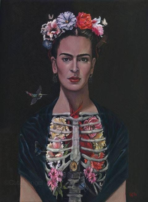 Cate Rangel - Frida