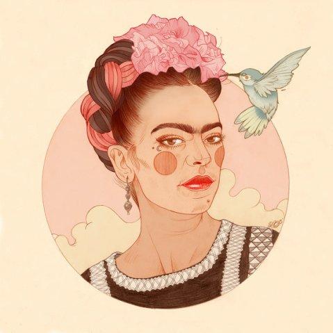 Liz Clements - Frida
