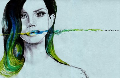 Lana del Rey - Trust no one