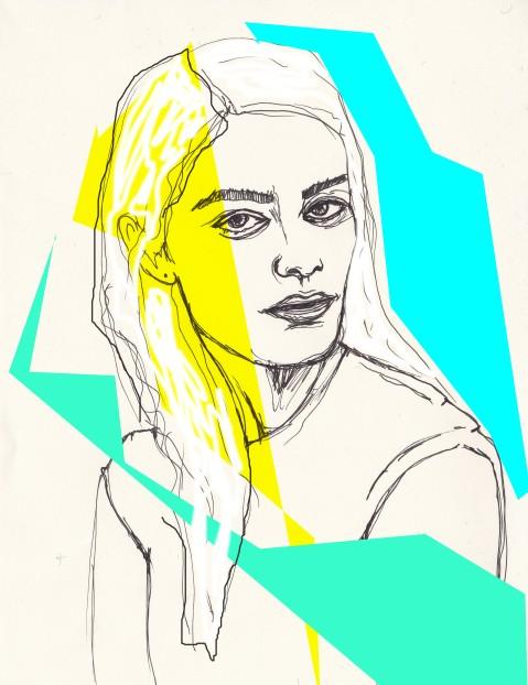 womancoloured
