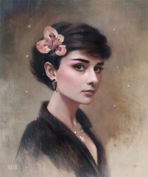 Audrey - Tom Bagshaw