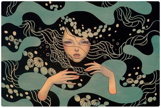 deep waters - audrey kawasaike