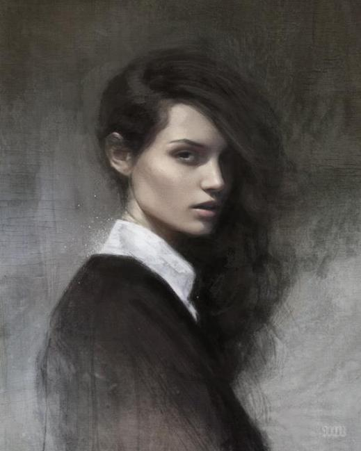 portrait study - tom bagshaw