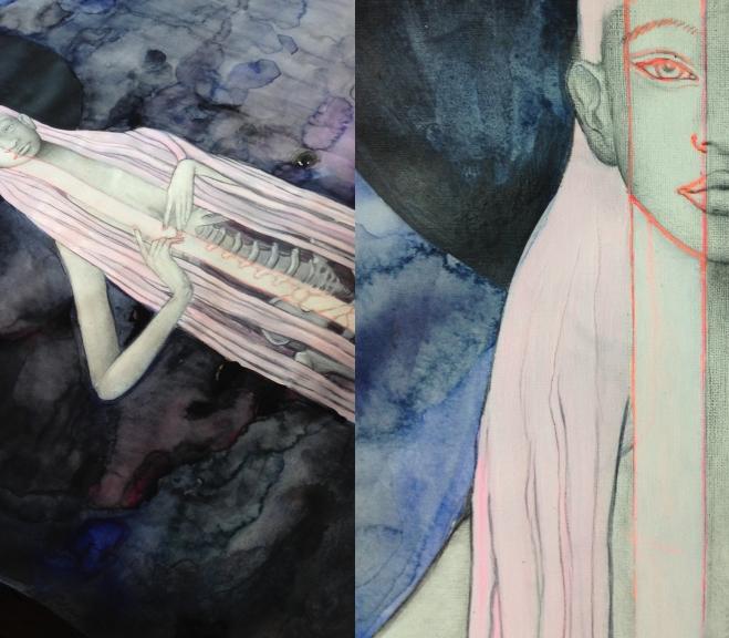 Willow Smith - Work in progress shot